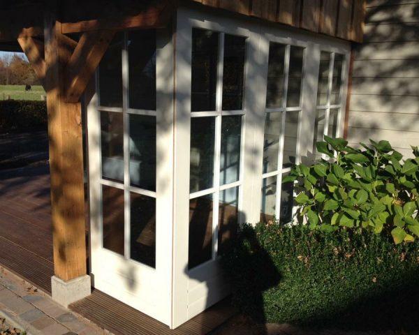 Van Asselt houtbewerking Nunspeet - hout deuren